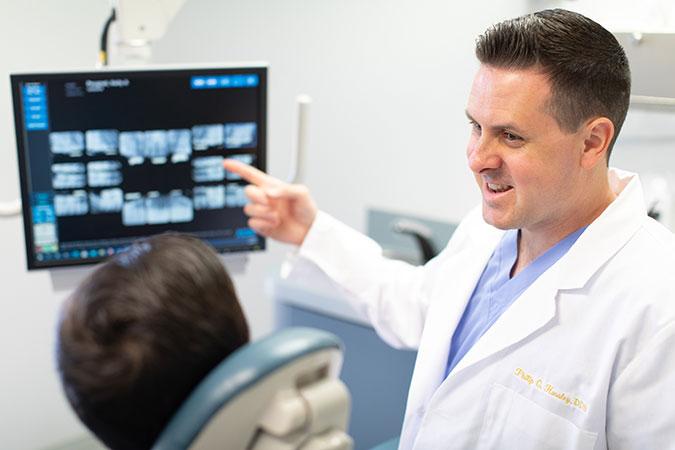 Same Day Dental Treatments
